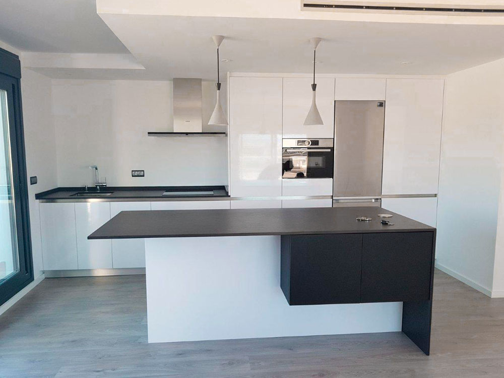 Proyecto cocina 3 - Diseño e instalación de cocinas - Idecocina