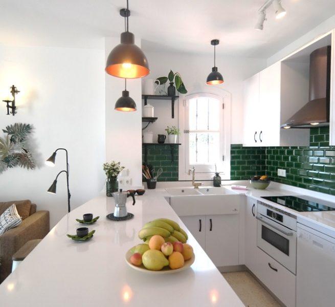 Diseño e instalación de cocinas en Málaga