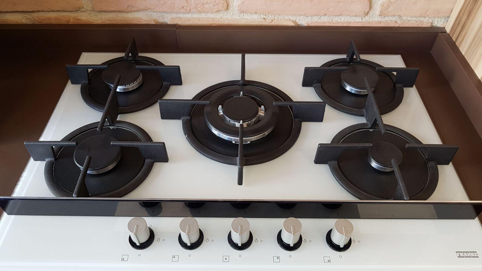 Placa de gas franke dise o e instalaci n de cocinas - Placa de cocina de gas ...