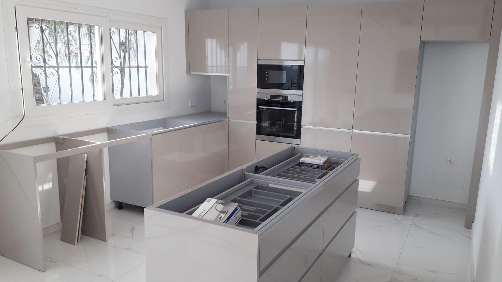 Diseño de cocinas Málaga- Idecocina