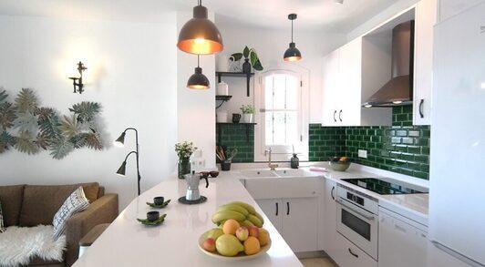 Diseño de cocinas en Málaga. Idecocina